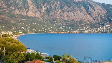 kalamata accommodation - DN Sea Apartments
