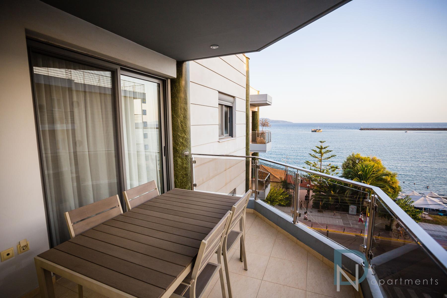 kalamata accommodation - DN Sea Apartments