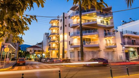 καλαματα διαμονη ναυαρινου - DN Sea Apartments