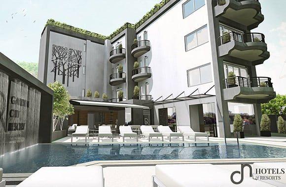 καλαματα διαμονη - Garden City Resort